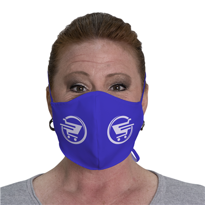 Imprinted Cloth Mask (packs of 12)